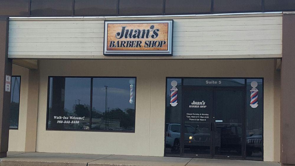 Juan's Barber Shop: 5462 Gull Rd, Kalamazoo, MI