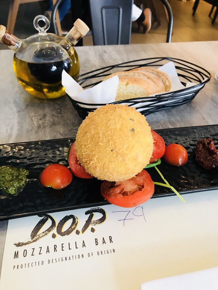 DOP Mozzarella Bar