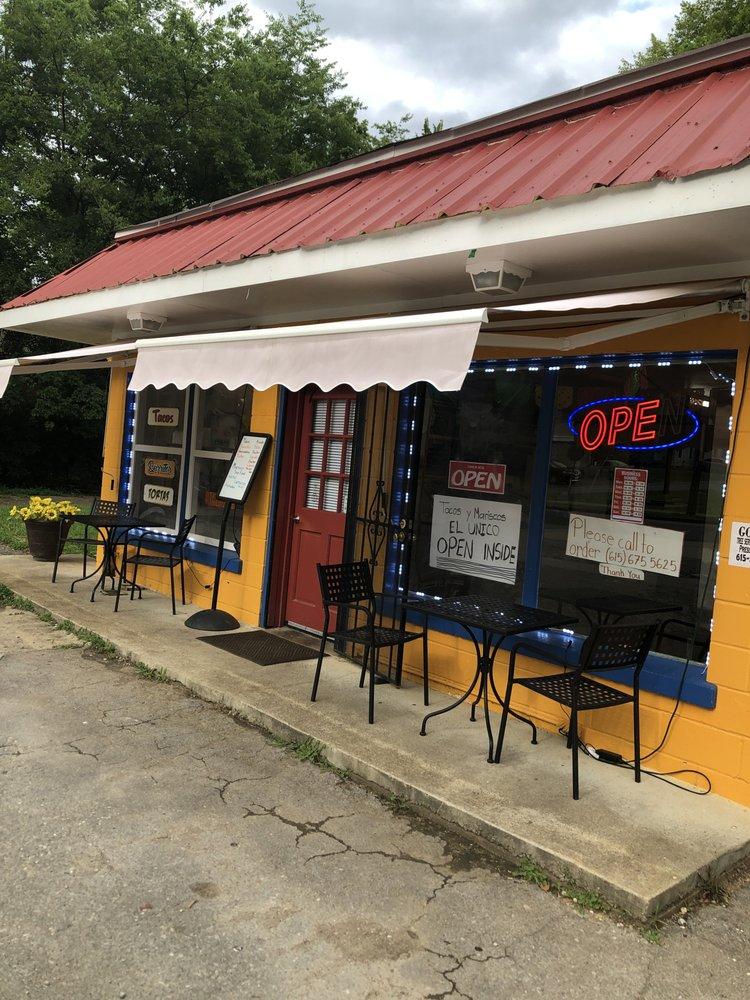 Tacos Y Mariscos El Unico: 627 N Water Ave, Gallatin, TN