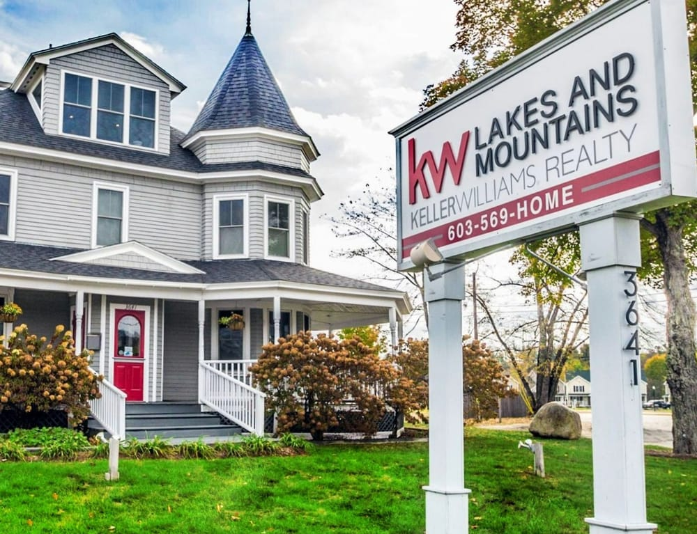 JTRealty - KW Lakes & Mountains Realty: 3641 White Mountain Hwy, North Conway, NH