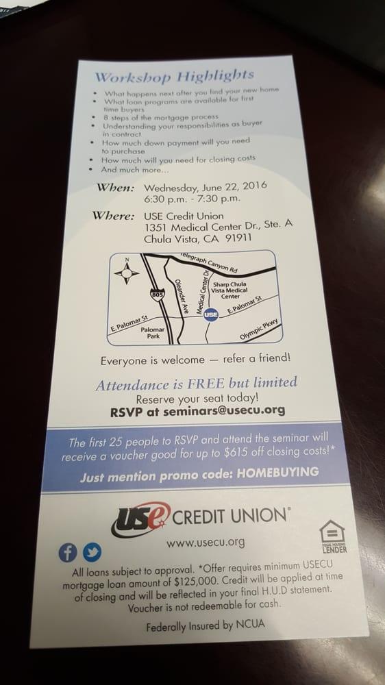 Poor Credit Car Loans >> USE Credit Union - Banks & Credit Unions - 1351 Medical Center Dr, Chula Vista, CA - Phone ...