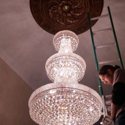 Photo Of Chandelier Master New York Ny United States You Have Found