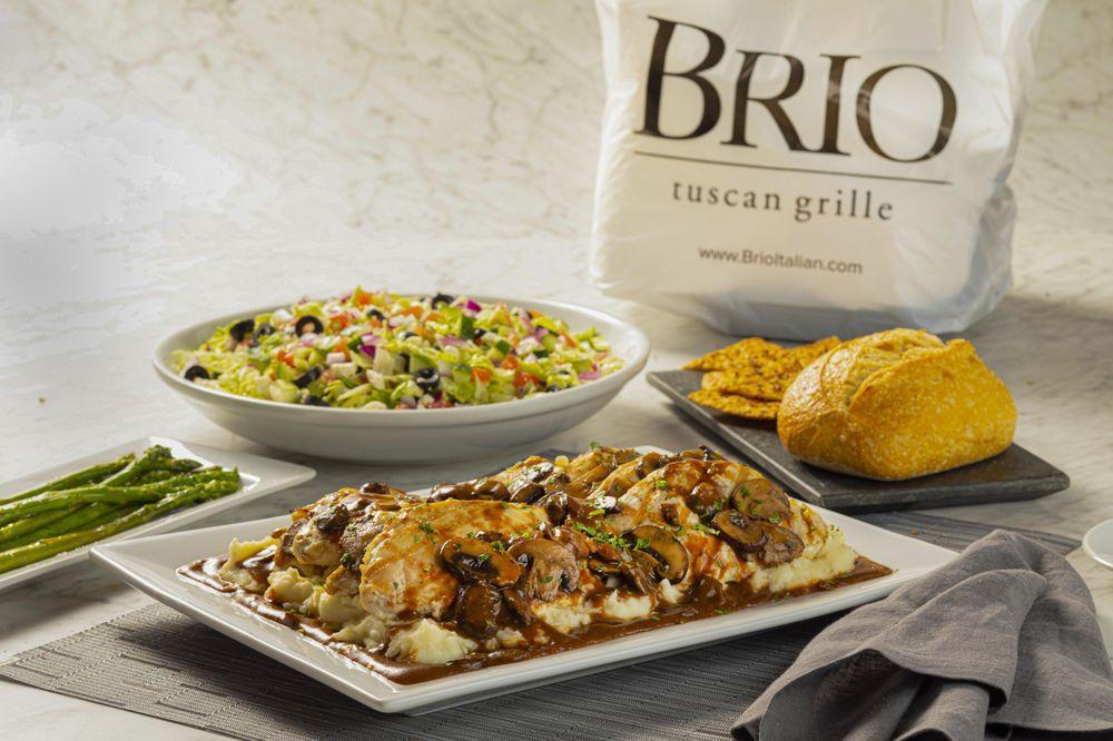 Brio Italian Grille: 3101 Pga Blvd, Palm Beach Gardens, FL