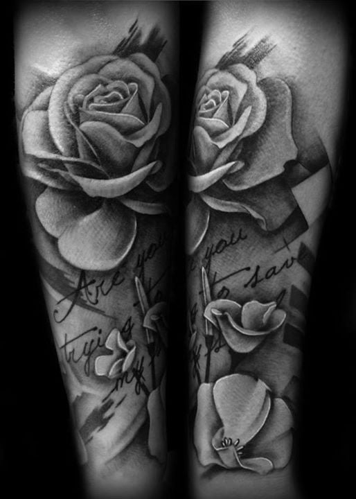 Nic westfall black grey photo for Best tattoo artists in northern california