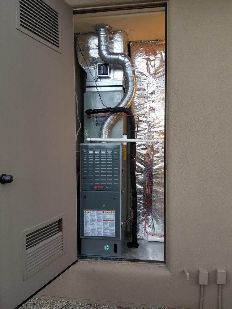 Photo Of Mason Mechanical Heating And Cooling   Mesa, AZ, United States.  Trane