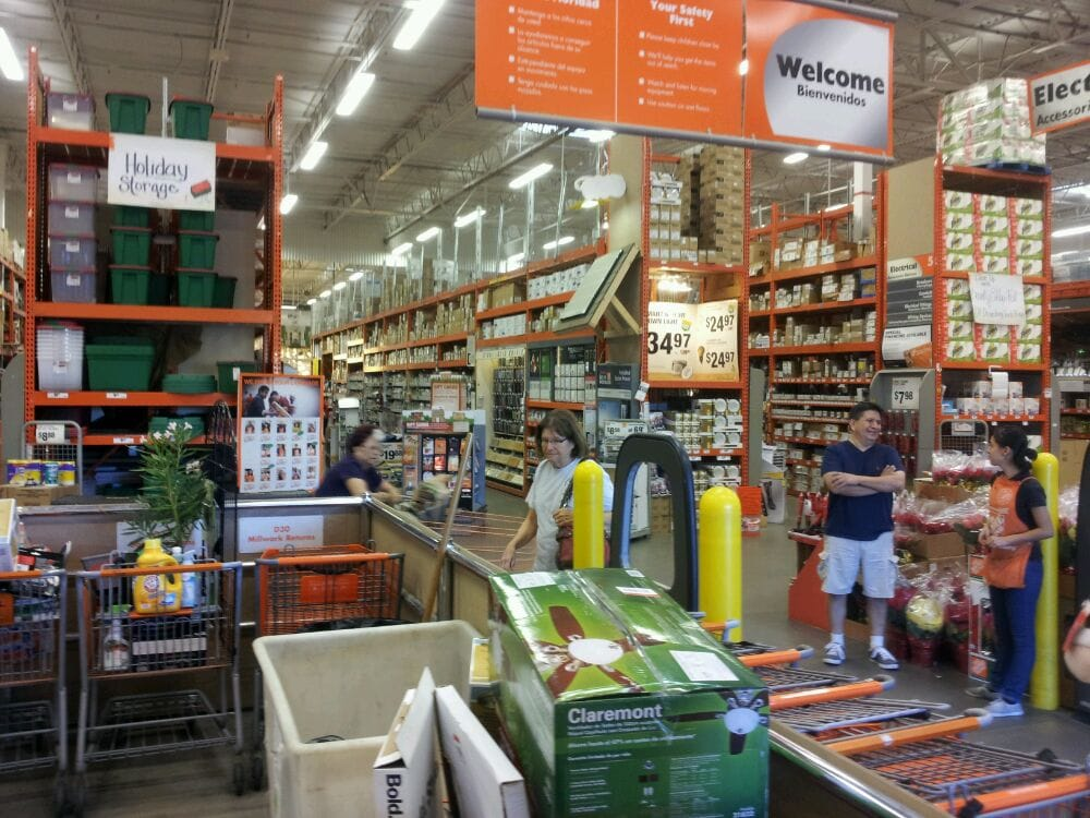 The home depot 14 fotos y 42 rese as viveros y for Home depot jardineria