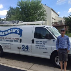 Photo Of Brennan S Heating Air Conditioning Woodbridge Va United States Rich