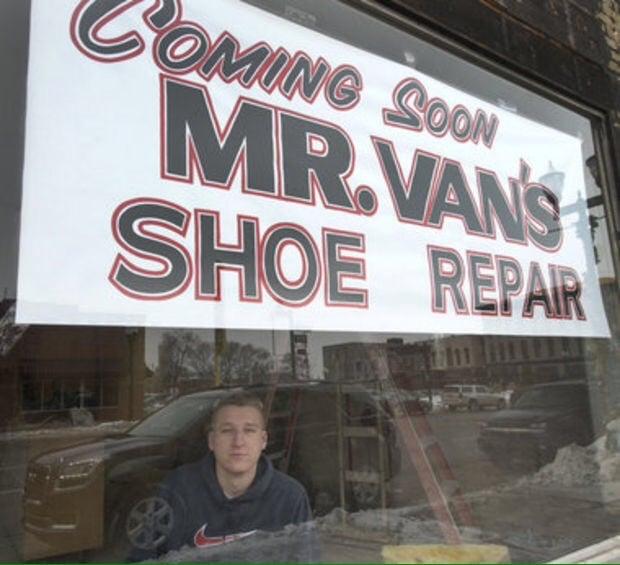 Mr Vans Shoe Repair