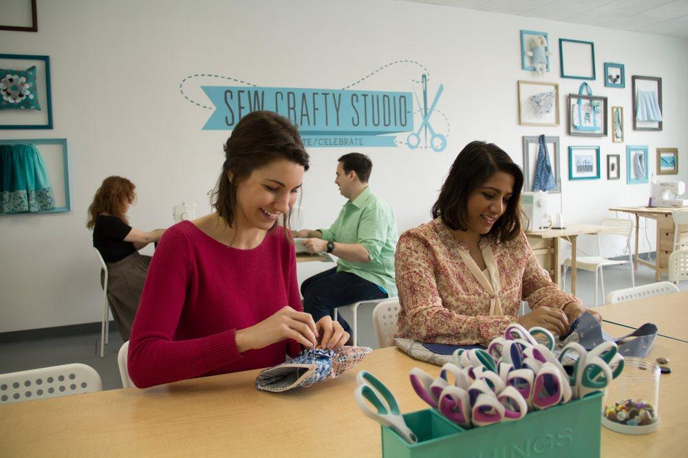 Sew Crafty Studio