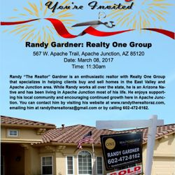 Randy Gardner Realty One Group Get Quote Real Estate Agents