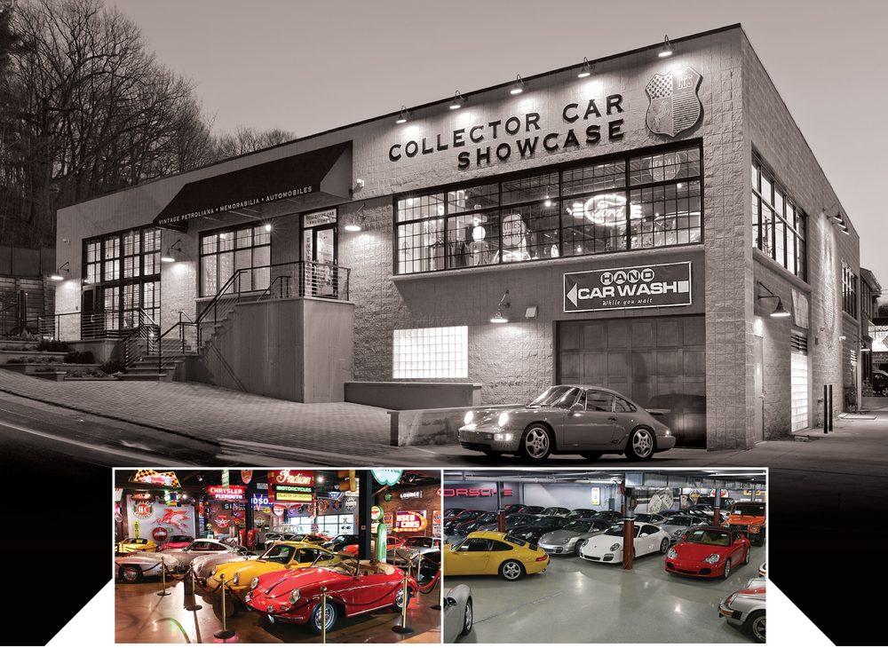 CCS Motors/Collector Car Showcase: 85 Pine Hollow Rd, Oyster Bay, NY
