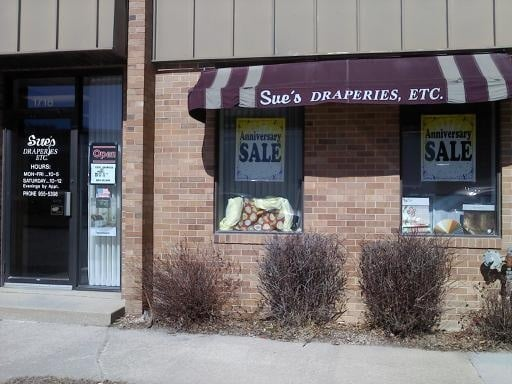 Sue's Draperies: 1718 Central Ave, Fort Dodge, IA