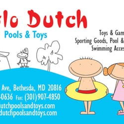 Photo Of Anglo Dutch Pools Toys Bethesda Md United States For