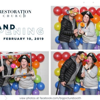 The Big Picture Photo Booth - 13 Photos - Photo Booth Rentals
