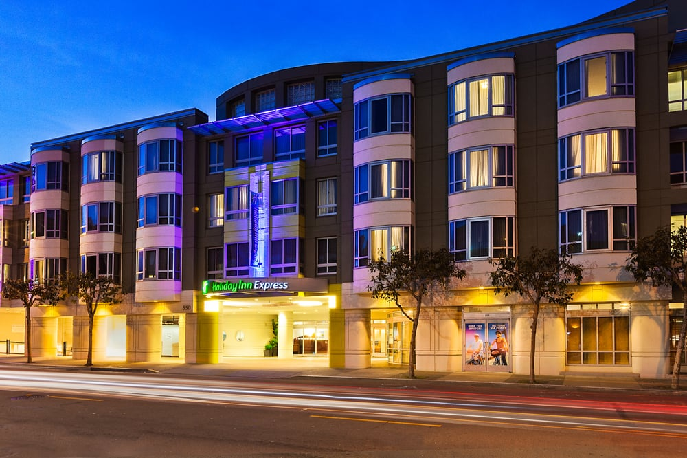 Holiday Inn Express & Suites San Francisco Fishermans Wharf