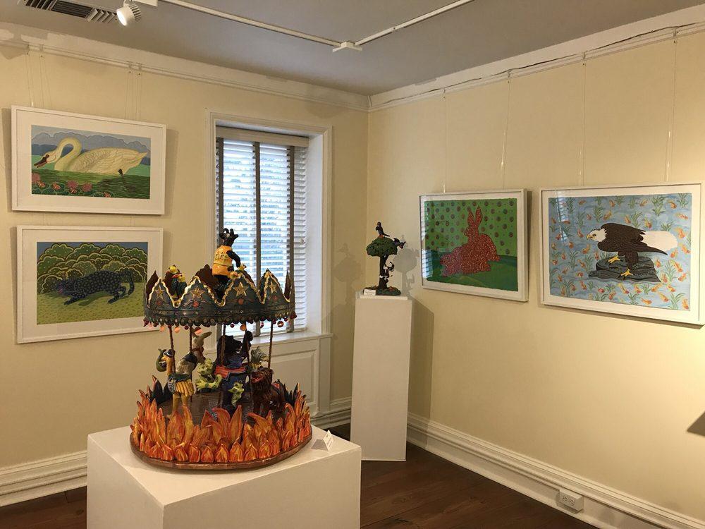 John James Audubon Center at Mill Grove: 1201 Pawlings Rd, Audubon, PA