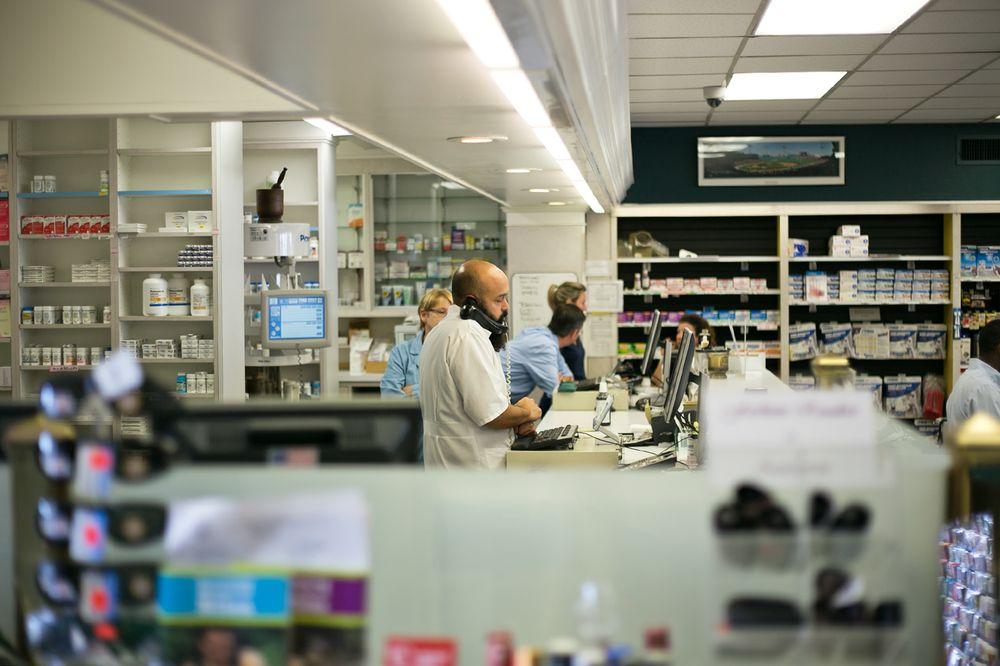 Theatre Pharmacy