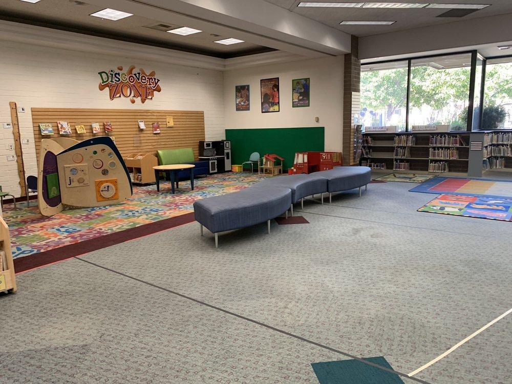 El Cajon Library | 201 E Douglas Ave, El Cajon, CA, 92020 | +1 (619) 588-3718
