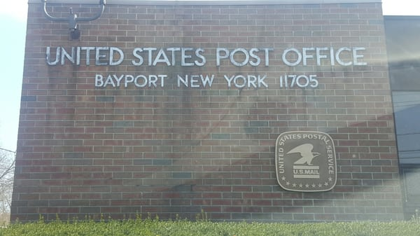 Us post office post offices 850 montauk hwy bayport - United states post office phone number ...