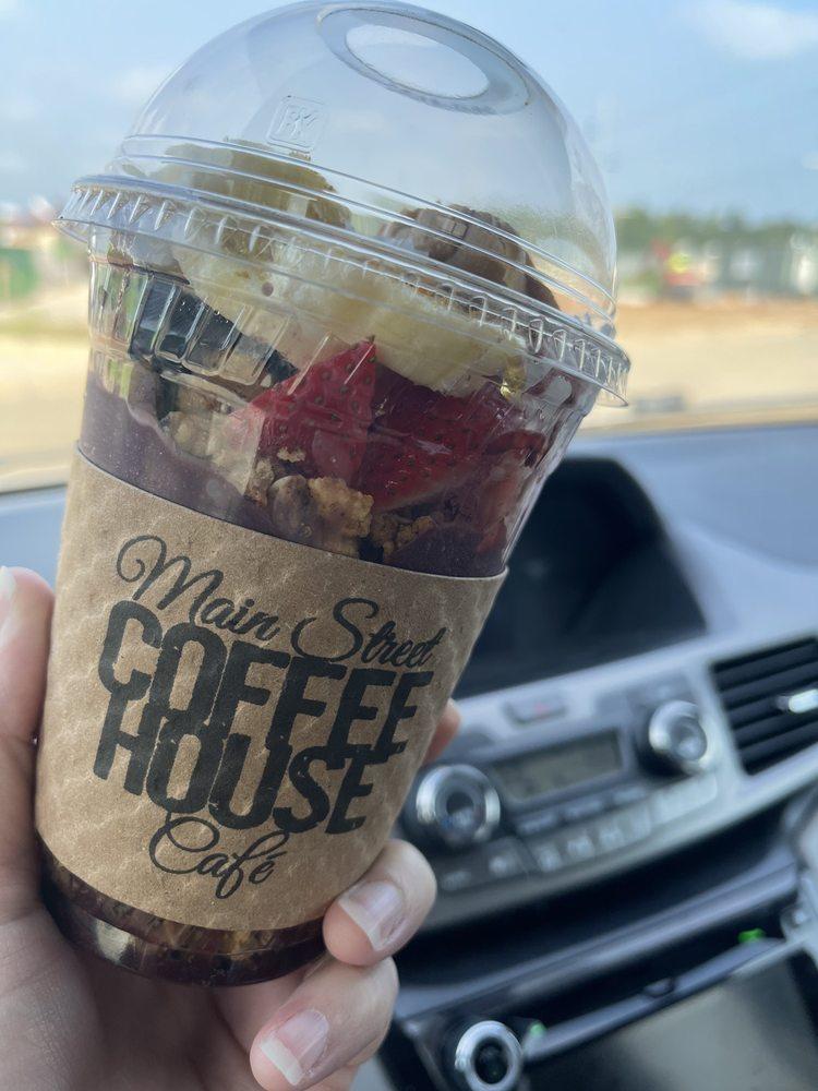 Main Street Coffee House: 706 W Main St, Hallsville, TX