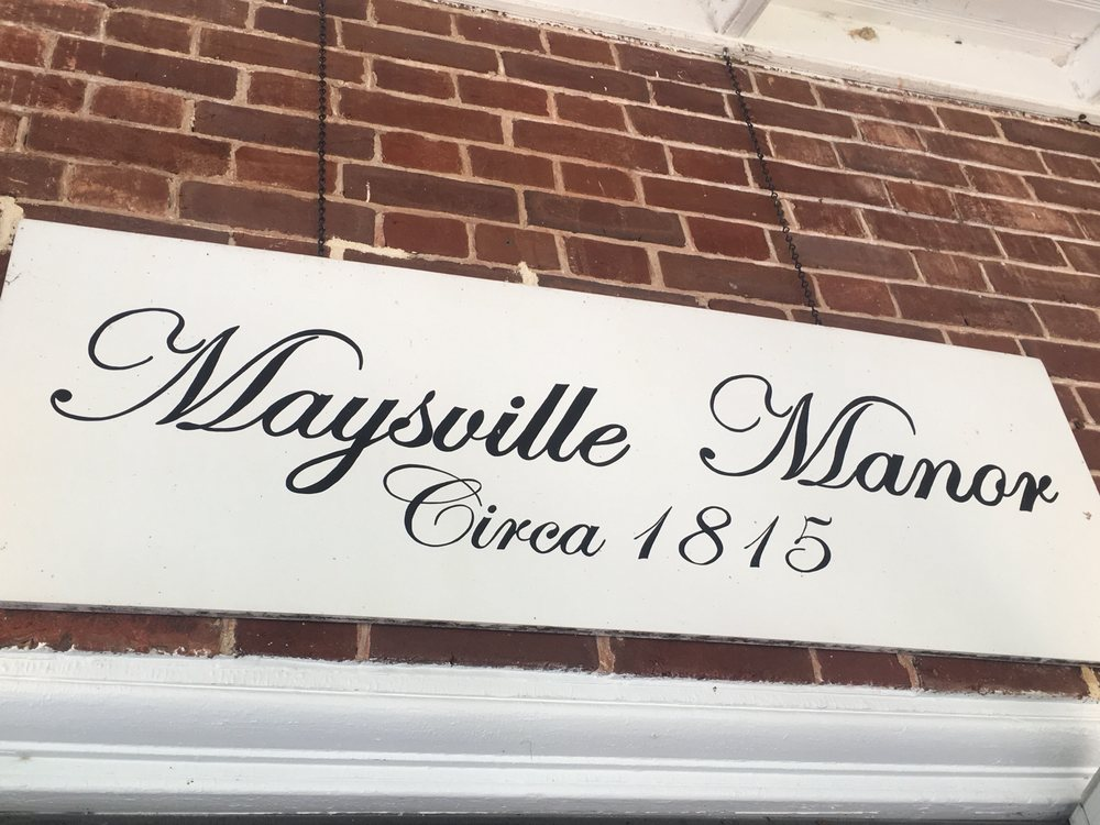 Maysville Manor: 23 Courthouse Rd, Buckingham, VA