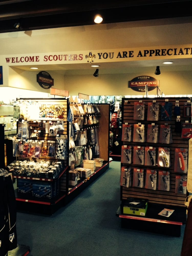 Boy Scouts Of America Store