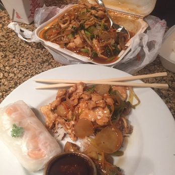 Chinese Food In Midtown Houston