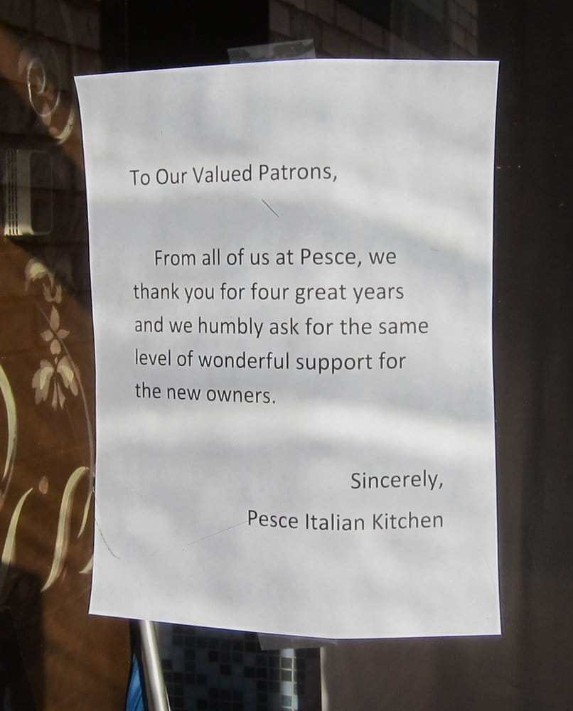 Pesce - CLOSED - 19 Reviews - Italian - 103 Congress St, Portsmouth ...