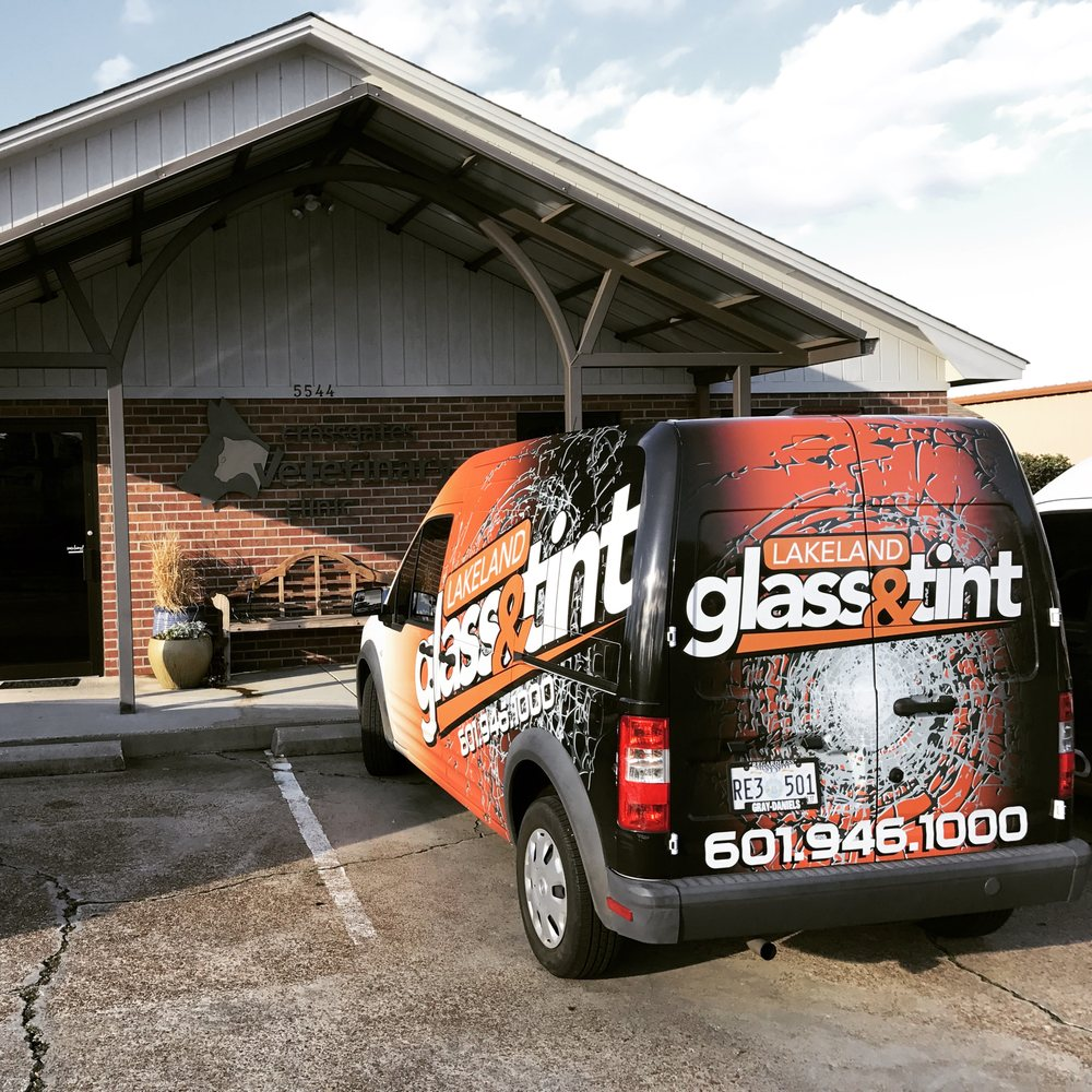 Lakeland Glass & Tint: 2665 Lakeland Dr, Flowood, MS