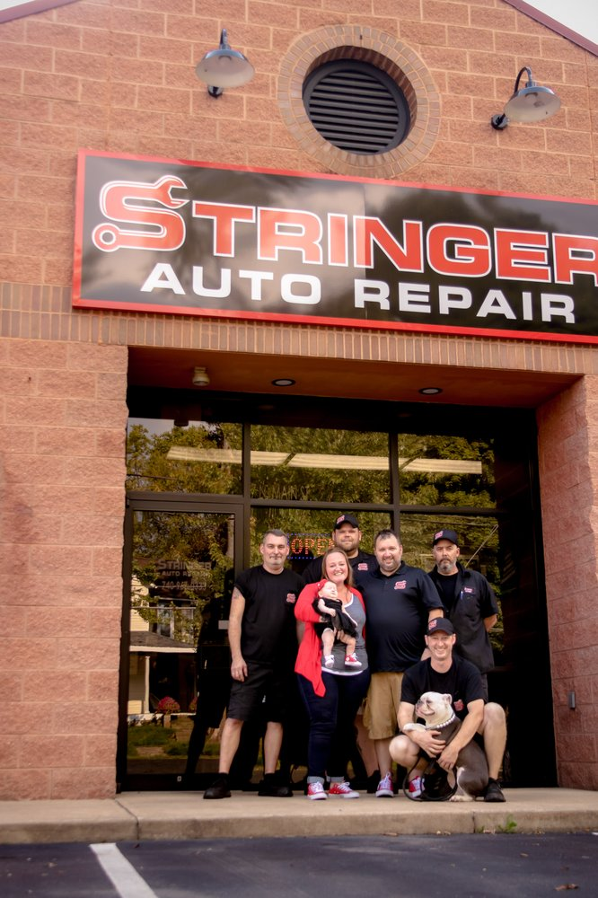 Stringer Auto Repair: 7 N Main St, Johnstown, OH