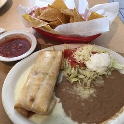 Photo Of Guanajuato Mexican Restaurant North Augusta Sc United States Lunch Chiimichanga