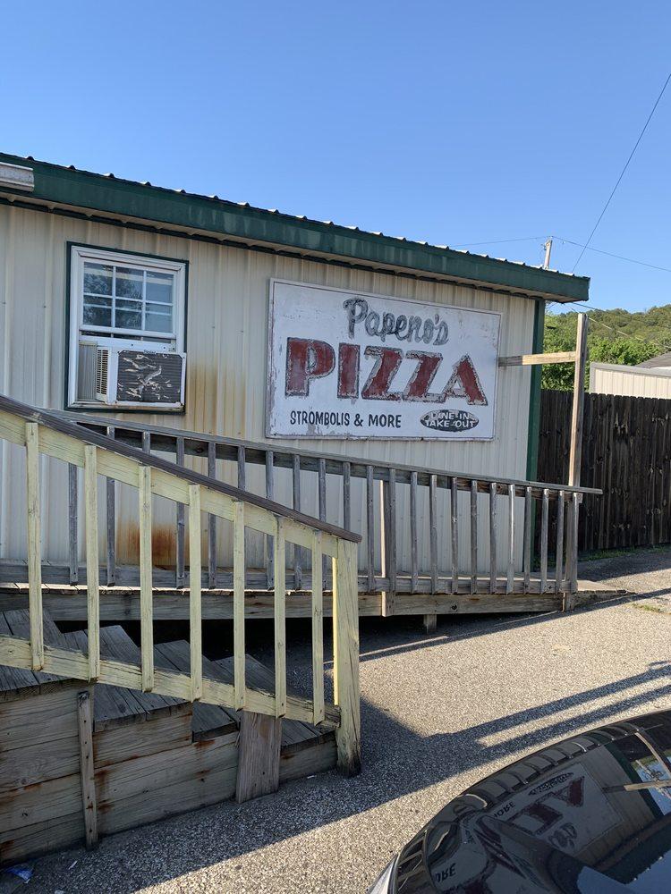 Papeno's Pizza - Marengo: 250 E State Rd 64, Marengo, IN