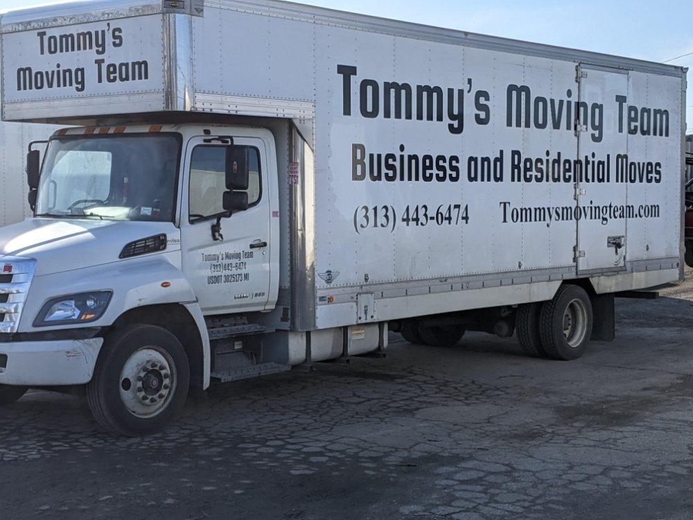 Tommys Moving Team: 22861 Wellington, Dearborn, MI