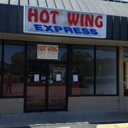 Hot Wing Express Myrtle Beach Sc
