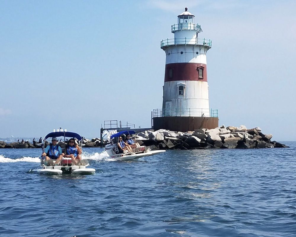 Mystic Boat Adventures: 145 Pearl St, Groton, CT