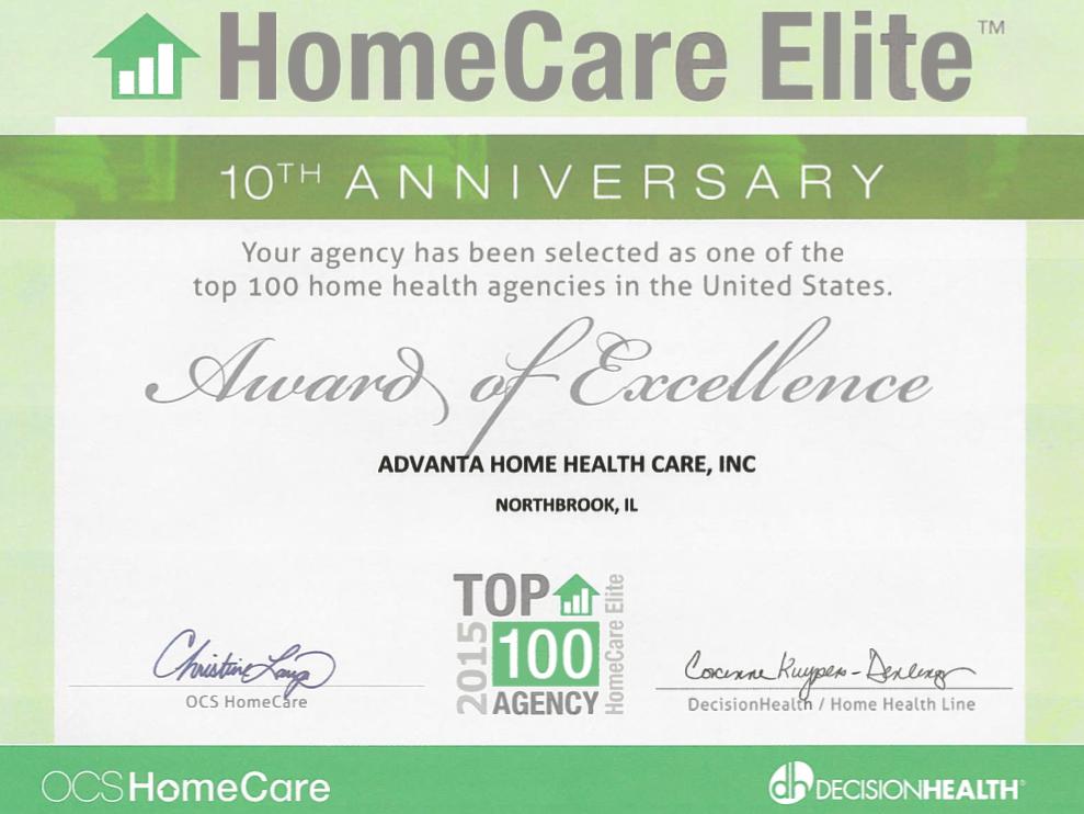 Advanta Home Health Care - 10 Photos - Home Health Care - 1500 ...