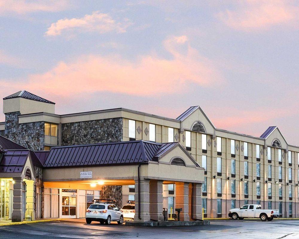 Comfort Inn Grantsville-Deep Creek Lake: 2541 Chestnut Ridge Rd, Grantsville, MD