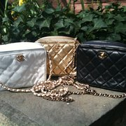 ... Photo Of The Closet   Boston, MA, United States. Chanel Bags At The ...