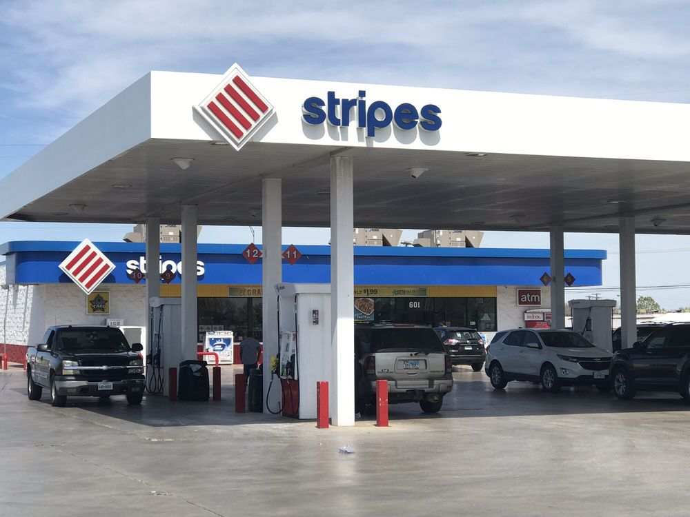 Stripes: 601 W Commerce St, Brownwood, TX
