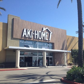 Photo of Aki Home   Tustin  CA  United States  Front of store. Aki Home   146 Photos   110 Reviews   Furniture Stores   2857 Park