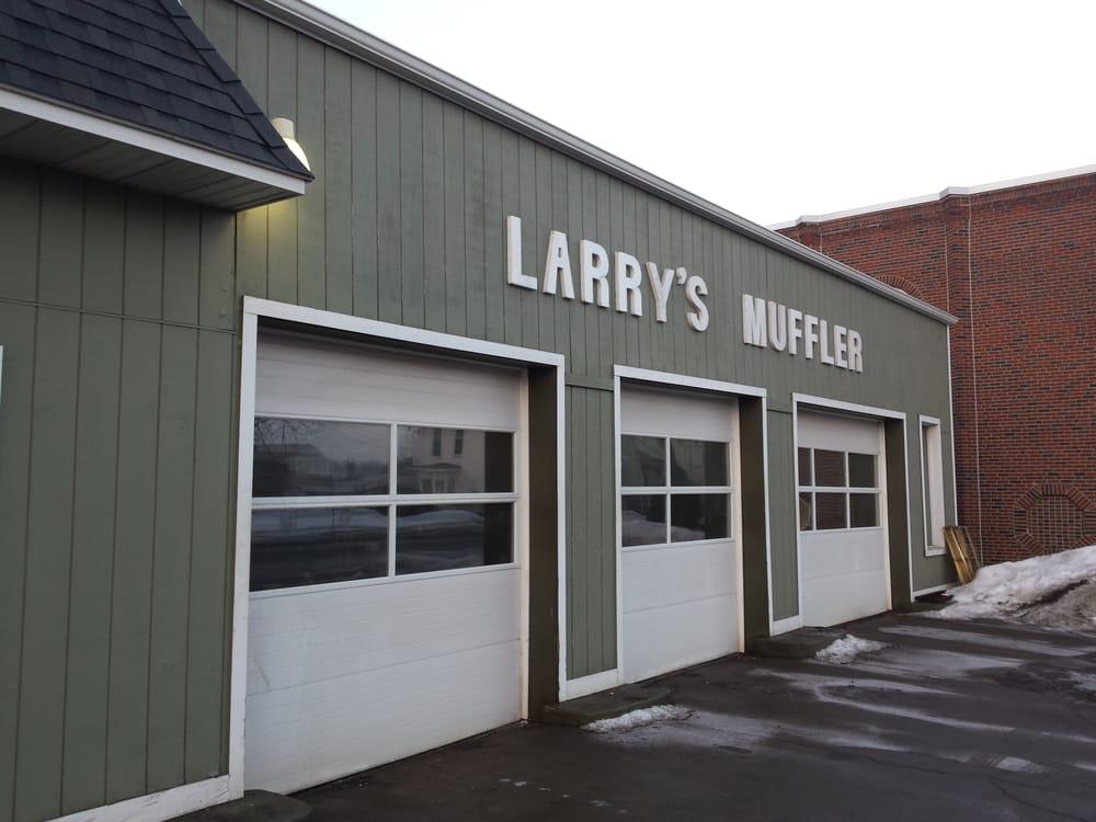 Larry's Muffler: 204 S Winter St, Adrian, MI