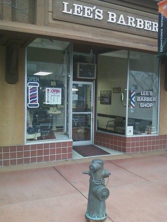 Lee's Barber Shop: 930 Grant Ave, Novato, CA