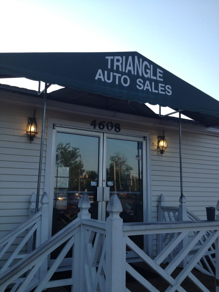 triangle auto sales car dealers 4608 fayetteville rd raleigh nc phone number yelp. Black Bedroom Furniture Sets. Home Design Ideas