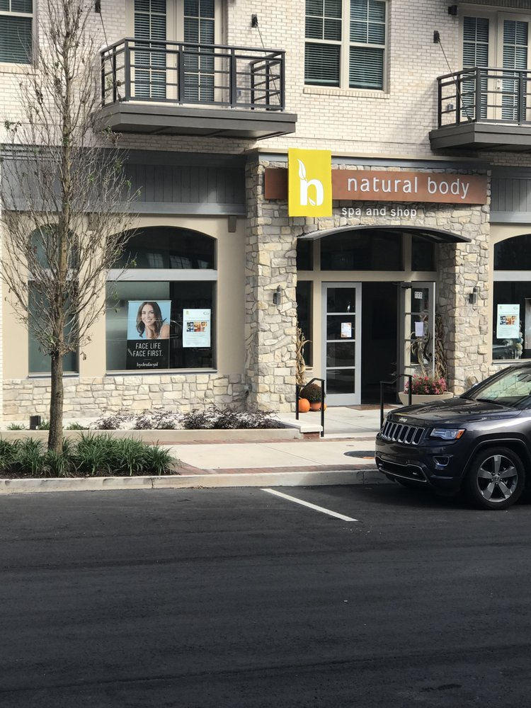 Natural Body Spa & Shop: 275 Commerce St, Alpharetta, GA