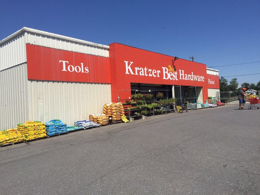 Kratzer Hardware: 416 W Main St, Elizabethville, PA
