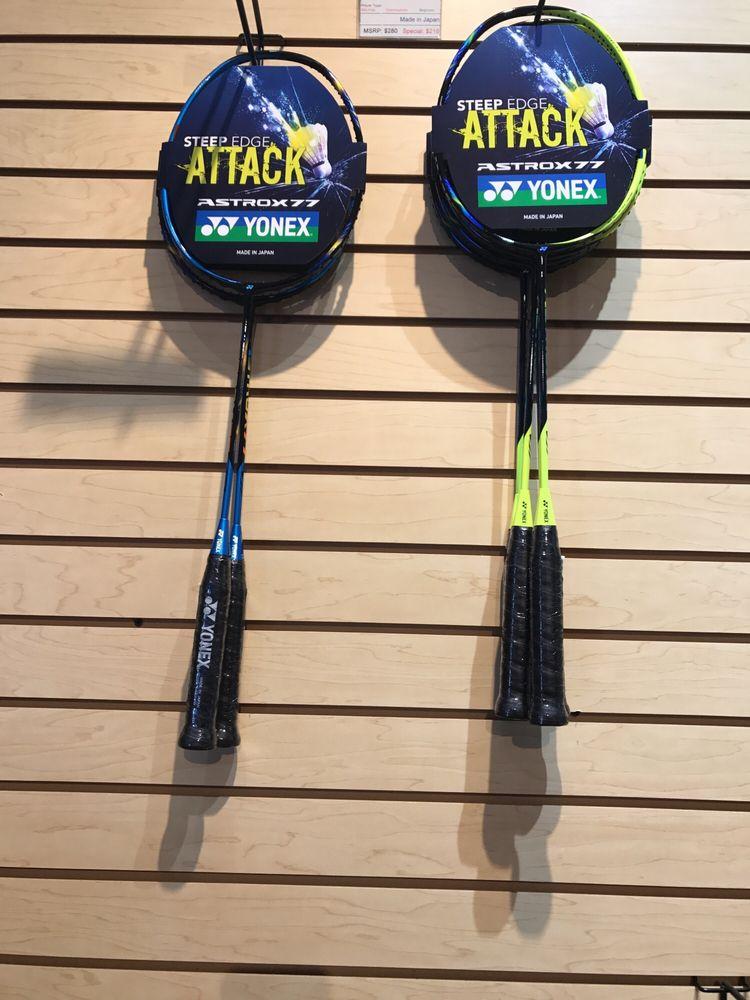 Wayne Sporting Supplies Badminton: 4105 E Live Oak Ave, Arcadia, CA