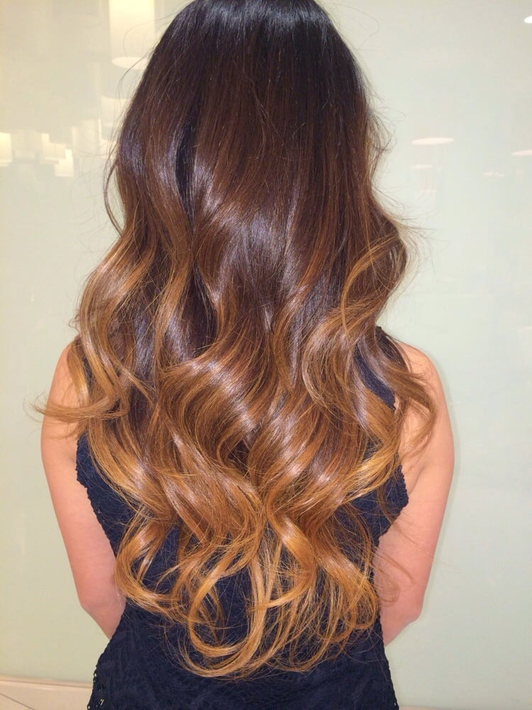 balayage vs ombre hair. Black Bedroom Furniture Sets. Home Design Ideas