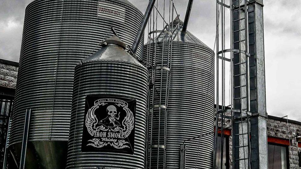 Iron Smoke Distillery: 111 Parce Ave, Fairport, NY
