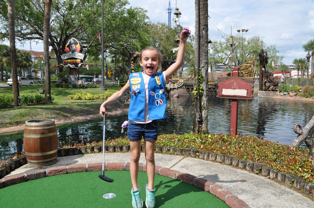 Pirate's Cove Adventure Golf: 8501 International Dr, Orlando, FL