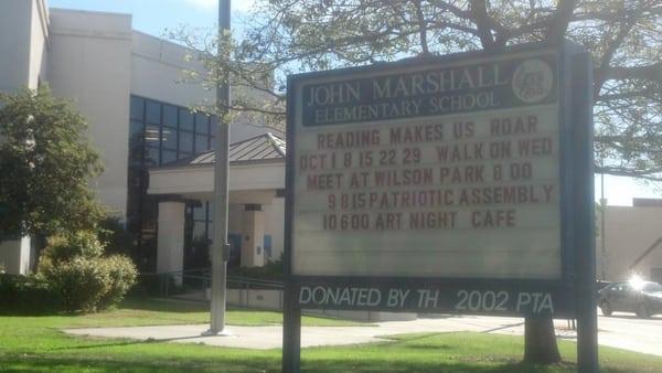 John Marshall Elementary - Elementary Schools - 1201 E